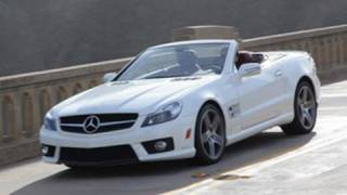 2009 Mercedes-Benz SL63 AMG Comparison Test