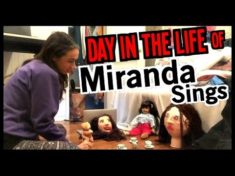 Day in the Life of Miranda Sings