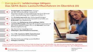 sparkasse duisburg Die SEPA Migration Ein Vortrag Für Finanzdienstleister Bei Der Sparkasse Duisburg