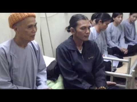 Thầy Võ Văn Thanh Liêm và bà con PG Hòa Hảo kể về việc công an Lấp Vò chặn bắt người ngày 11/2/2014