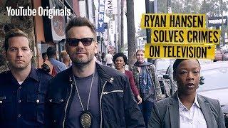 Ryan Hansen Solves Crimes on Television* | Cast Trailer