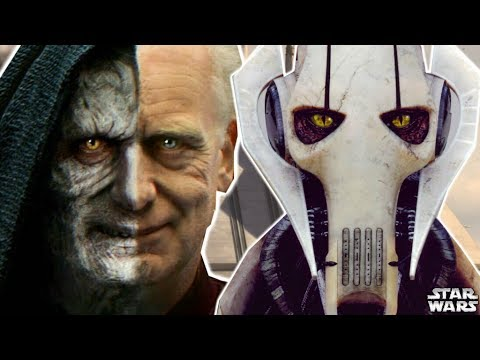 Did Grievous Know Palpatine Was Darth Sidious - Star Wars Explained