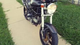 8. 2006 Ducati Monster