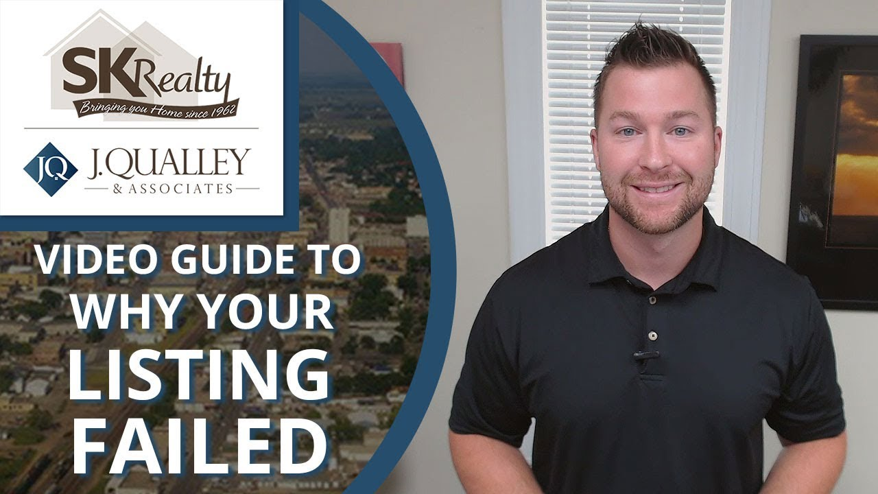 3 Mistakes That Can Cause Your Home Not to Sell