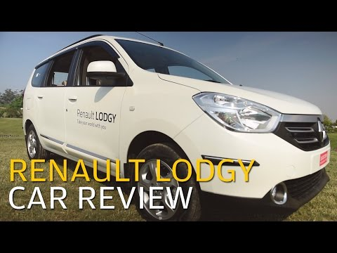 Renault Lodgy Review A car that defines utility and space
