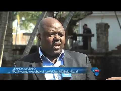 ENEWS IZINDABA: Isililo ngeNkosi yamaChunu