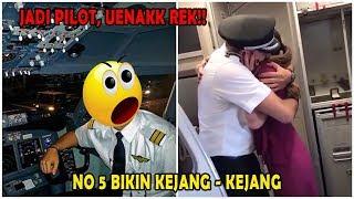 Video TERBONGKAR! 6 Fakta Enaknya Jadi Pilot Di Indonesia Yang Bikin Ngiler! MP3, 3GP, MP4, WEBM, AVI, FLV Agustus 2019
