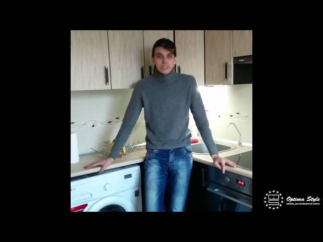 Отзыв о кухне под заказ - Владислав