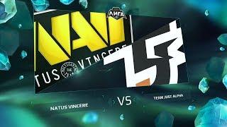 NV vs JSA - Неделя 2 День 1 / LCL
