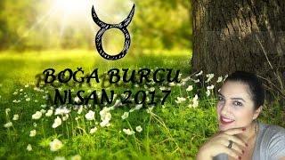 Boğa Burcu Nisan 2017 Astrolojik Yorumu - Astrolog Gülşan B...