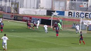 Preview video BISCEGLIE - CIAMPINO 2-1