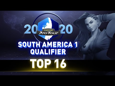 CPT 2020 Online South America 1 - Top 16
