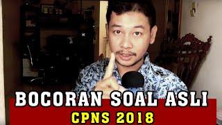 Download Video Kisi Kisi Soal CPNS 2018 Dari PNS yang sudah LULUS MP3 3GP MP4