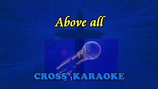 Video Michael W. Smith - Above All - Karaoke, good quality backing by Allan Saunders MP3, 3GP, MP4, WEBM, AVI, FLV Agustus 2018