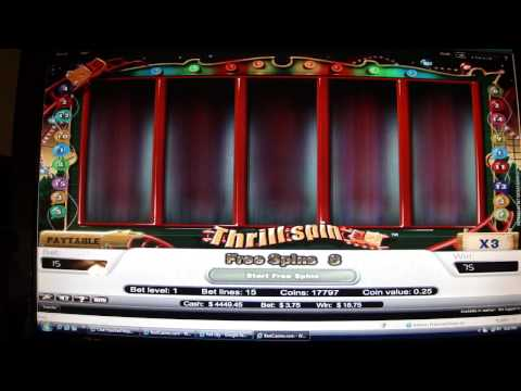 BestCasino Thrill Spin Video Preview