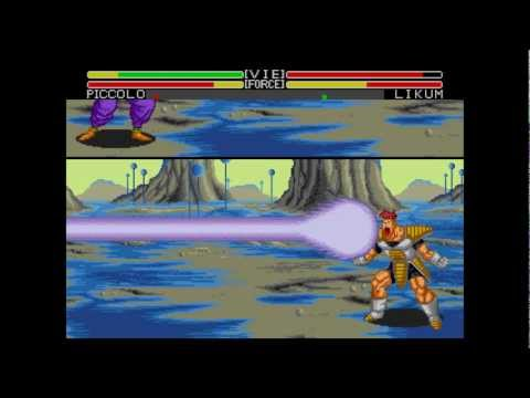 dragon ball z l'appel du destin megadrive rom