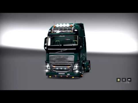 Volvo FH16 2012 Edit FIX + Cabin Accessories DLC 1.23