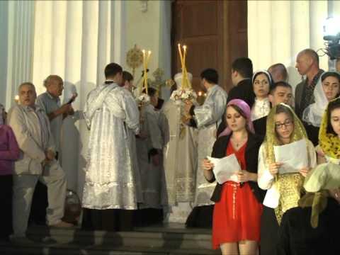 Președintele Nicolae Timofti a asistat la slujba de Înviere la Catedrala Mitropolitană din Capitală