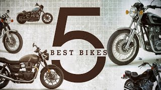 4. Best Motorcycles To Build A Tracker   5 Best Bikes #6
