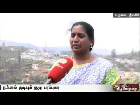 Nammal-mudiyum-team-spreads-awareness-about-LED-lights-in-Ooty