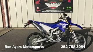 3. 2018 Yamaha WR250R