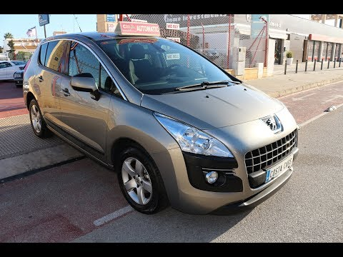 See video Peugeot 3008 1.6 HDI CMP ACTIVE