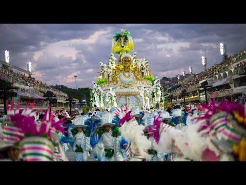 Rio de Janeiro: Karneval der Superlative