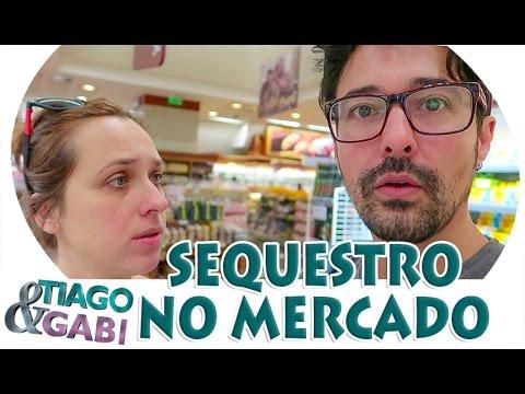 MERCADO E CRIANÇAS - Tiago e Gabi - Ep. 519