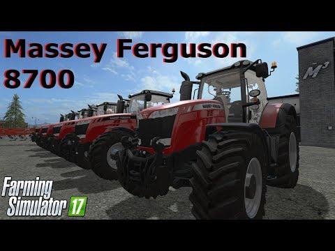 Massey Ferguson 8700 v1.1