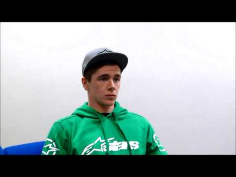 Scott Redding Gives the Inside Story on Riding a MotoGP Bike. Awesome!!!