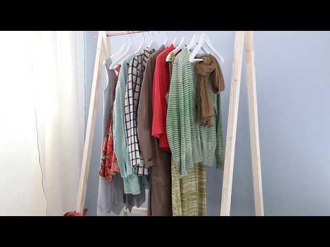 search result youtube video kleiderstange. Black Bedroom Furniture Sets. Home Design Ideas