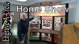 Home Show Tips