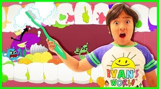 Brush Your Teeth Story for Kids!!!   Cartoon Animation for Children