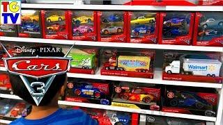 Disney Pixar Cars 3 Collection 1000+ Cars from Mattel & Disney