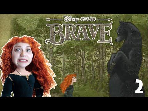 Disney Pixar BRAVE | Momma Bear Hurt?! [2] | Mousie (видео)