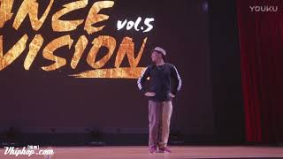 Acky – Dance Vision vol.5 Popping Judge Solo