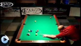 Brandon Shuff  VS Rodney Morris / $4,000 Added One-Pocket / The 2012 West Coast Challenge