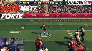 Video Madden 16 | MUT | ELITE , ELITE , ELITE !!!! Matt Forte goes off !!! - Prettyboyfredo MP3, 3GP, MP4, WEBM, AVI, FLV Maret 2019