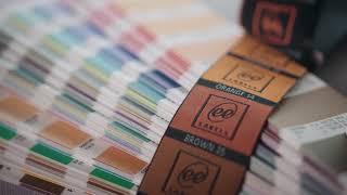 Hoe matchen we pantone kleuren met garenkleuren