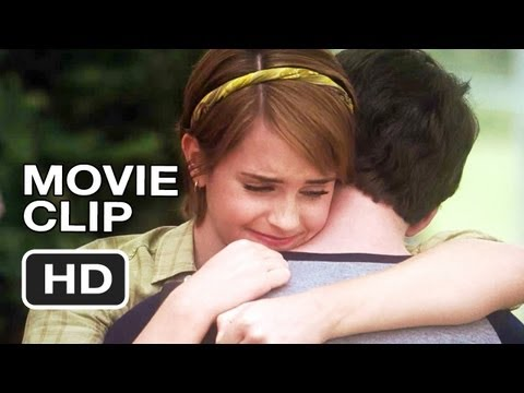 The Perks Of Being A Wallflower Movie CLIP - Friends Again (2012) - Emma Watson Movie HD