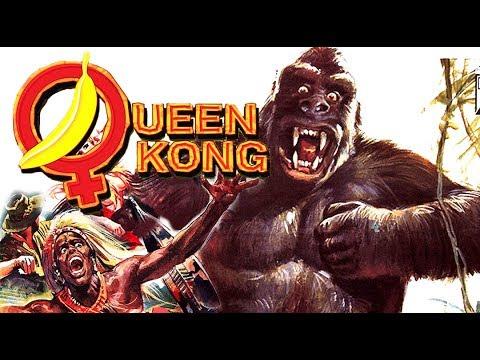 Queen Kong 1976   Hollywood Adventure/Comedy Film   Robin Askwith, Rula Lenska   English Full Movie