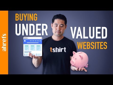 How to Buy an Undervalued Website on Flippa