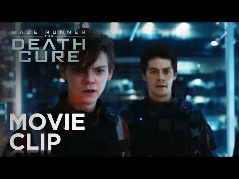 """The Maze Runner: The Death Cure 
