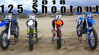 8. 2018 125 2 Stroke Shootout - Dirt Bike Magazine