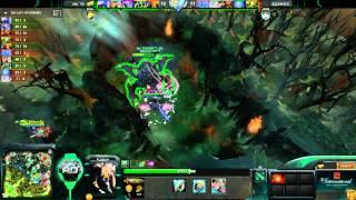 TI3 - GRAND FINAL NAVI VS ALLIANCE GAME 5