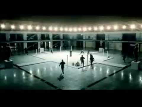 Banned Commercials - Nike - Soccer vs ninjas.flv