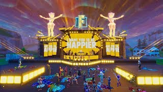 Marshmello ft. Bastille - Happier (Official Fortnite Music Video)