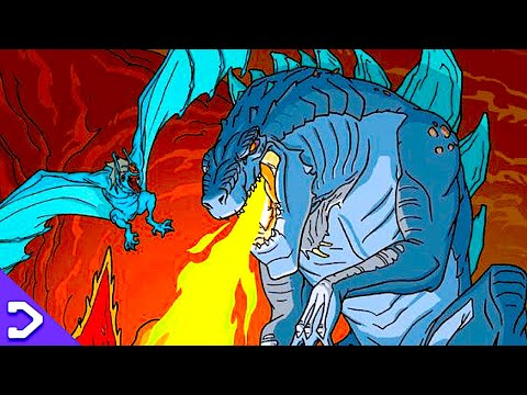 ALL The CRAZY Monsters From GODZILLA The ANIMATED SERIES