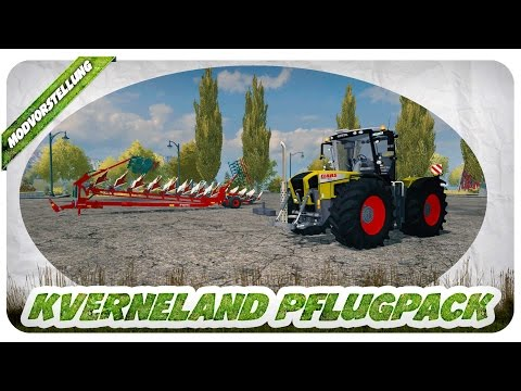 Kverneland plow Pack PW RW Packomat v5.99 Beta MR