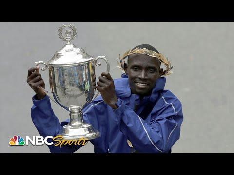 Boston Marathon 2019: Men's and Women's elite finishes, award ceremonies | NBC Sports